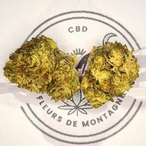 ossau fleurs de montagne CBD